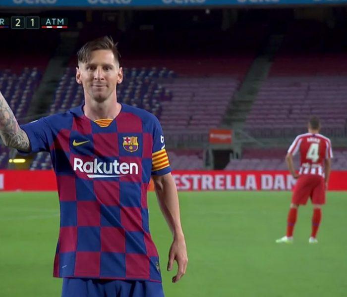 Histórico… Lionel Messi llega a los 700 goles