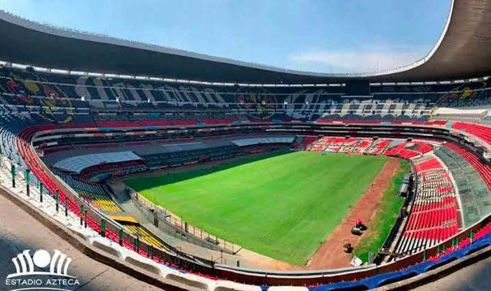 Futbol: Estadio Azteca tendrá remodelación previo a 2026