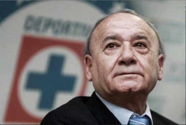 Fútbol:DEA investiga a Guillermo Álvarez, presidente del Cruz Azul en cooperación con la UIF