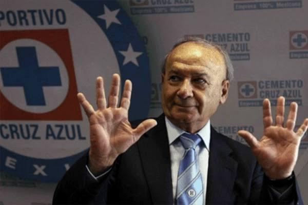Fútbol: Guillermo Álvarez sigue siendo el dueño del nombre y escudo de Cruz Azul