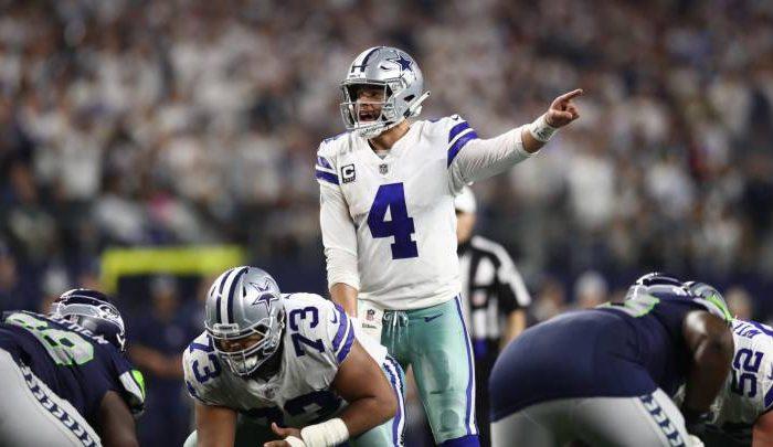 No hubo arreglo… Prescott y Cowboys se alejan cada vez más