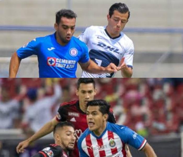 Hoy se vivirán dos clásicos en el fútbol mexicano