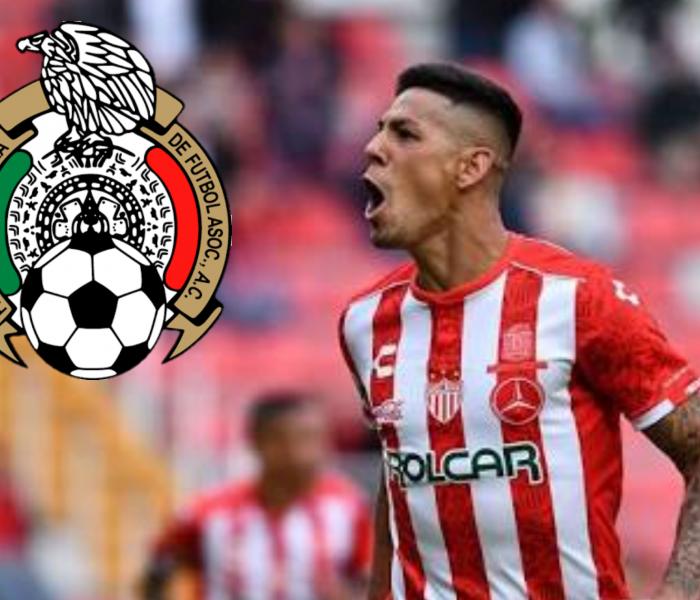 Mauro Quiroga quiere jugar en la Selección Mexicana