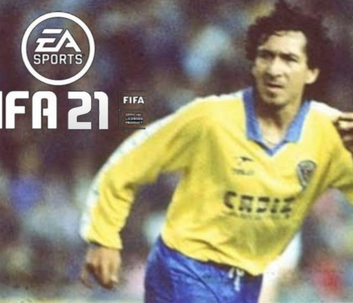 """Salvadoreños piden que se incluya a Jorge""""Mágico"""" González en el FIFA 21"""