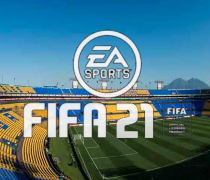 El estadio de Tigres saldrá en el FIFA 21