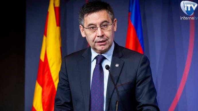 Barcelona: Quieren echar a su presidente Bartomeu.