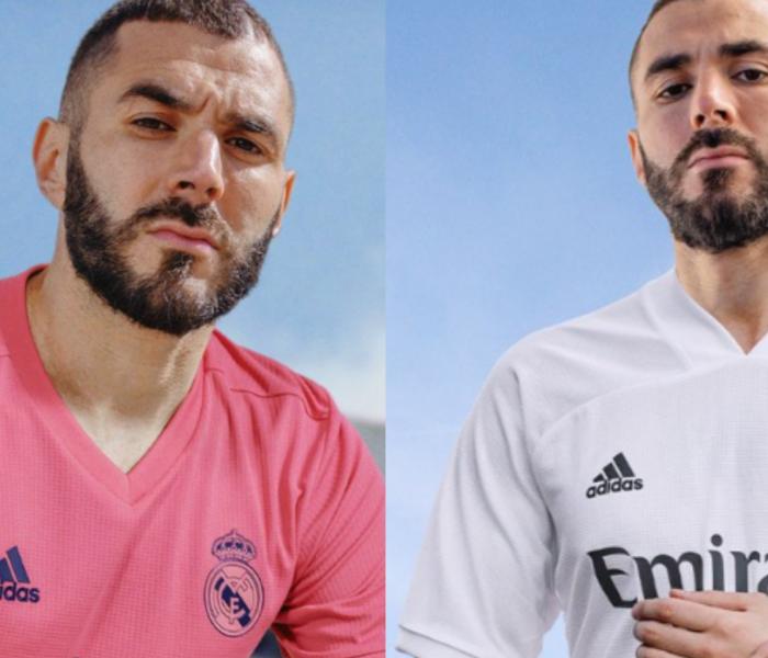 Real Madrid presenta su nueva indumentaria