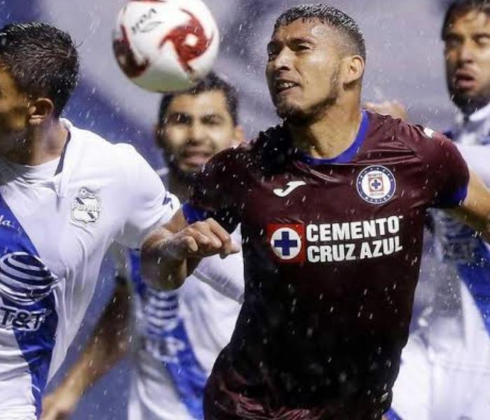 Cruz Azul rescata el empate ante Puebla