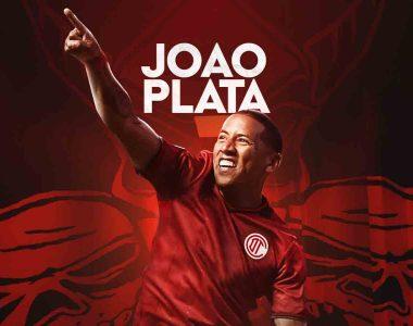 Joao Plata ha sido presentado como nuevo diablo para la Apertura 2020