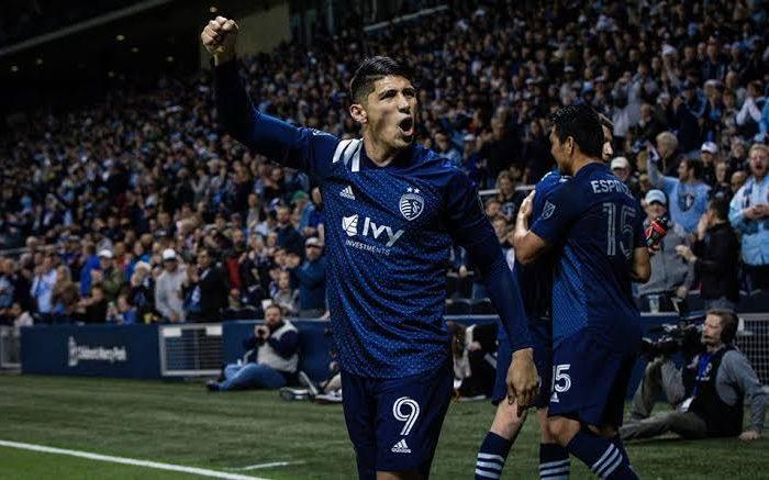 MLS is back… Alan Pulido marca con Sporting Kansas City