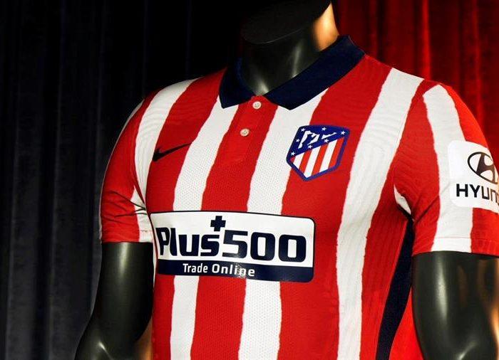 Atlético de Madrid presenta su nueva piel a través de sus redes sociales.