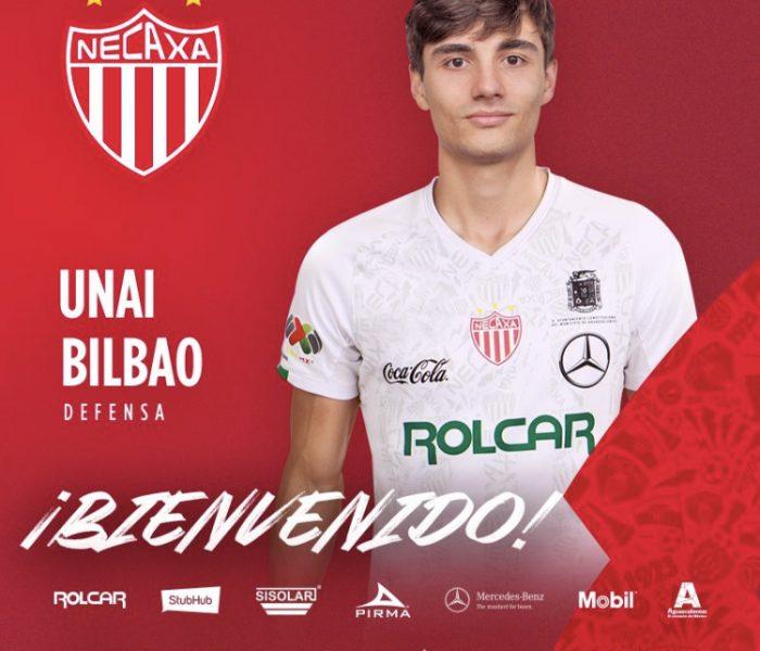 Unai Bilbao nuevo refuerzo de los Rayos de Necaxa