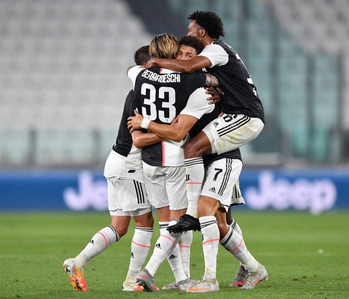 Llegó la novena… La Juventus gana la Serie A