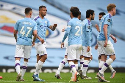 TAS le elimina la sanción al Manchester City