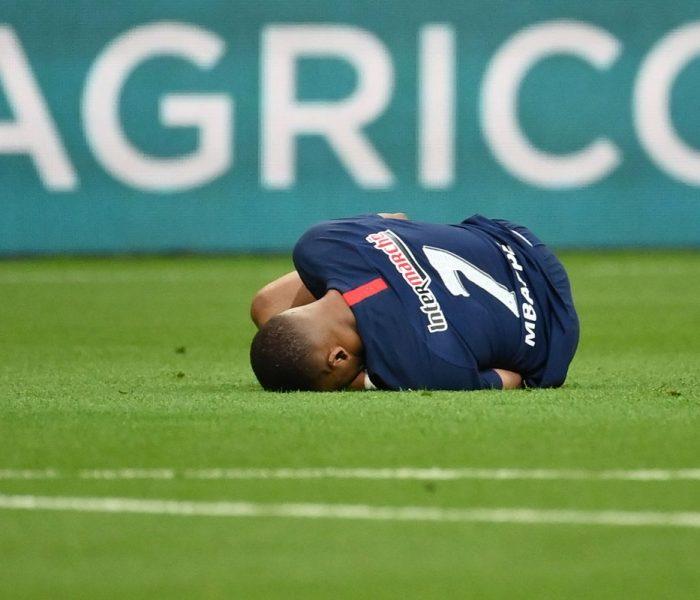 De Terror… Las lesiones del PSG que los eliminan de Champions