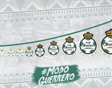 Modificaciones en el logo de Santos