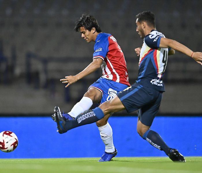 Madruguete… Macías anota el gol más rápido de la Copa GNP