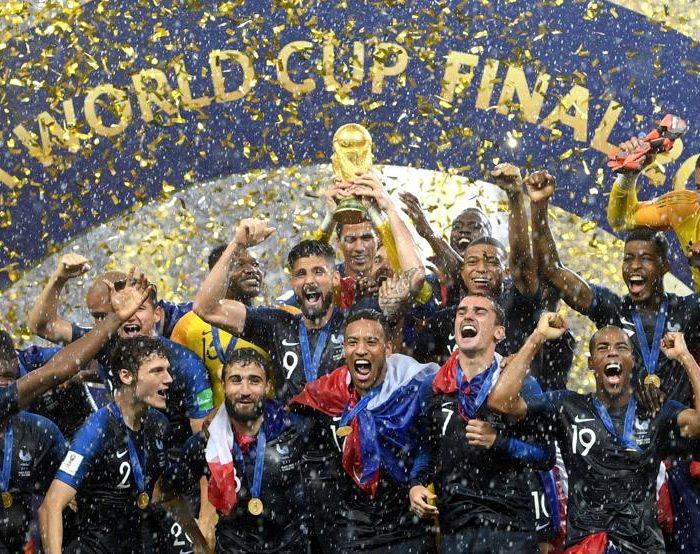 Leyendas… A dos años del segundo Mundial francés