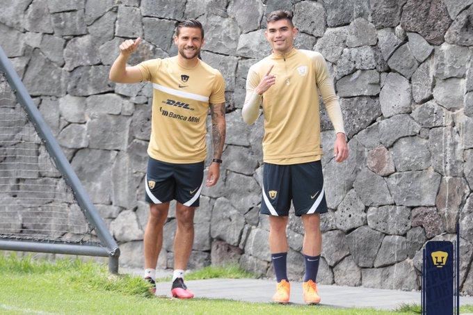 El once ideal de Pumas para la jornada 2