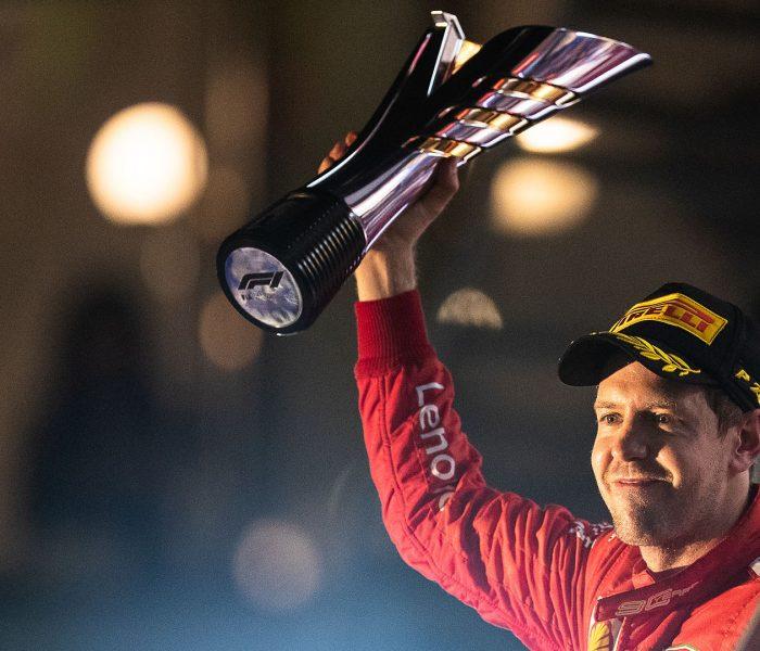 Fórmula 1: Vettel lidera y Checo Pérez en quinto