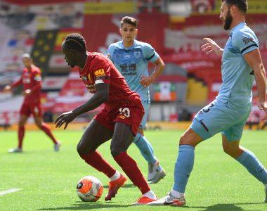 Se acabó el sueño… El Liverpool no pasa del empate y le dice adiós a un récord