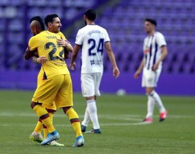 No está muerto quien pelea… Barça saca tres puntos más