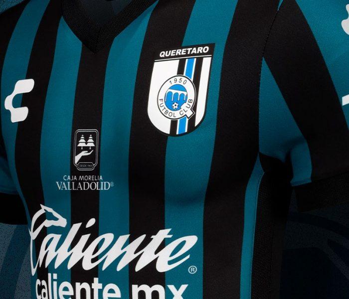 Jersey: Querétaro ya tiene nuevo plumaje