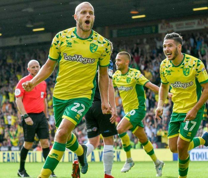Norwich City desciende de la  Premier League