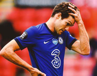 Ay Chelsea… Se complican el pase a Champions