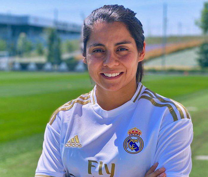 Historica… Kenti Robles es nueva jugadora del Real Madrid
