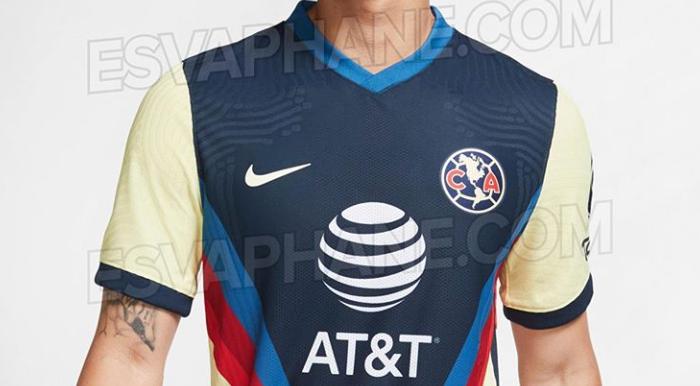 Se filtra playera del América para el Apertura 2020