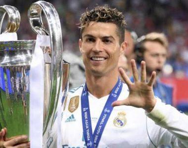 Futbol: 11 años de la llegada de CR7 al Real Madrid