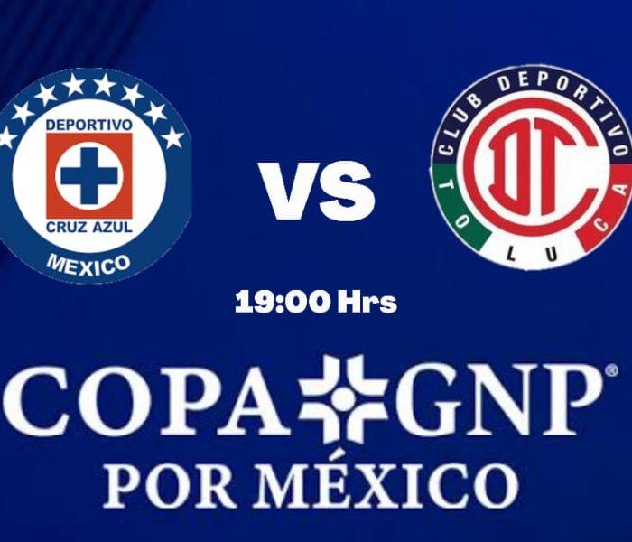 Minuto a Minuto: Cruz Azul vs Toluca