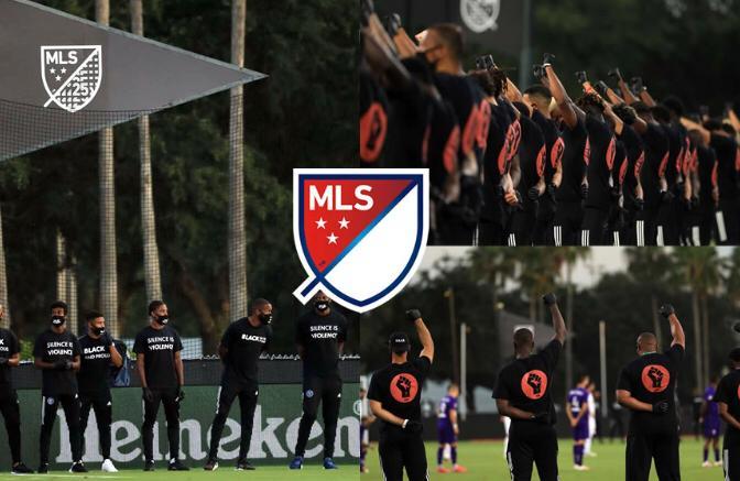 Protestas de racismo en la MLS