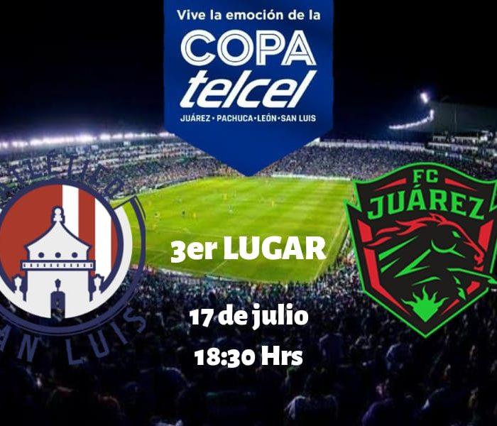 Minuto a Minuto: Atlético de San Luis vs Juárez