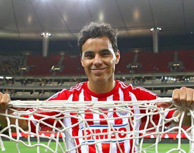 A 4 años el ultimo Gol con Chivas