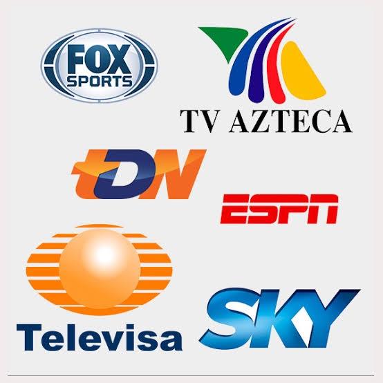 """Fútbol: """"Tv Azteca y TUDN se unen para la trasmisión de los partidos de fútbol"""""""