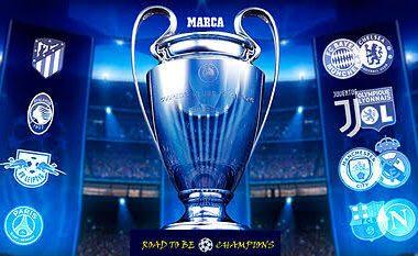 Así quedan los cruces en la Champions League