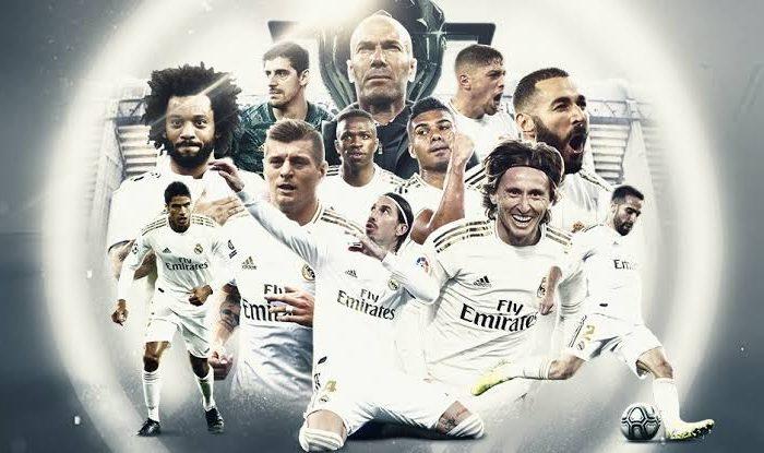¡Real Madrid campeón de LaLiga! 2019-2020
