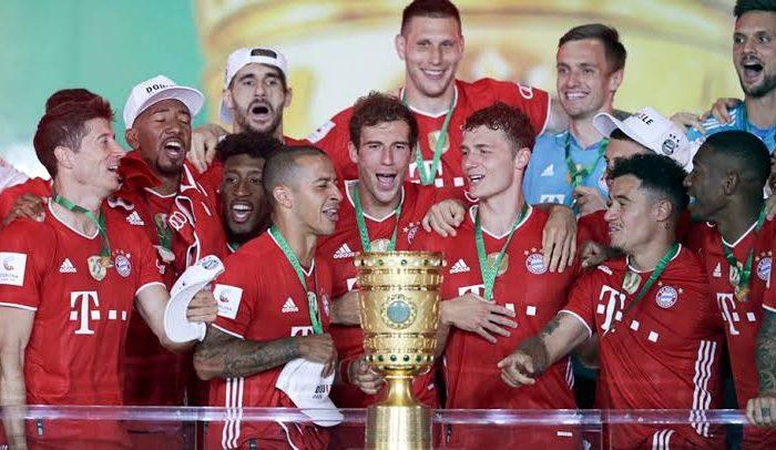 Bayern Munich Campeón de la Copa Alemana