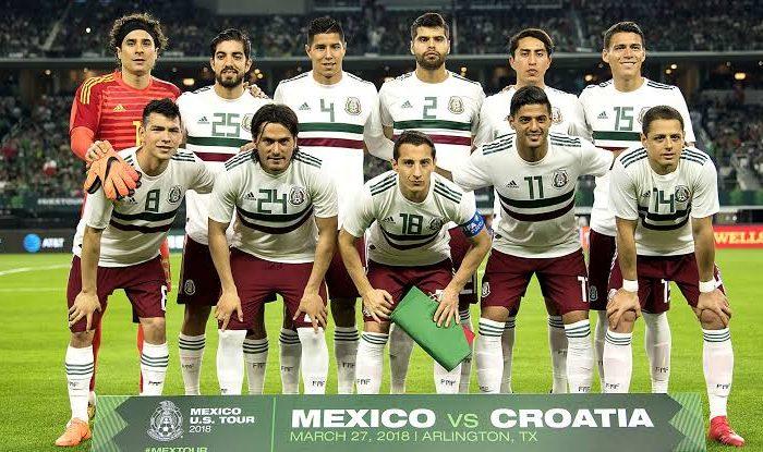 ¡Regresa La Selección Mexicana!