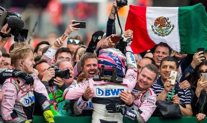 """Checo Pérez: """"Ya me han llegado ofertas de la propia Fórmula 1 y de otras competiciones""""."""