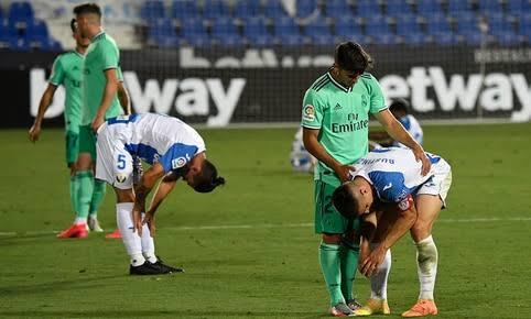 """Leganés: """"Los árbitros nos ayudaron a descender"""""""