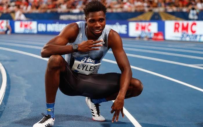¡Tiembla Usain Bolt!, Atleta baja de los 19 segundos en los 200 metros
