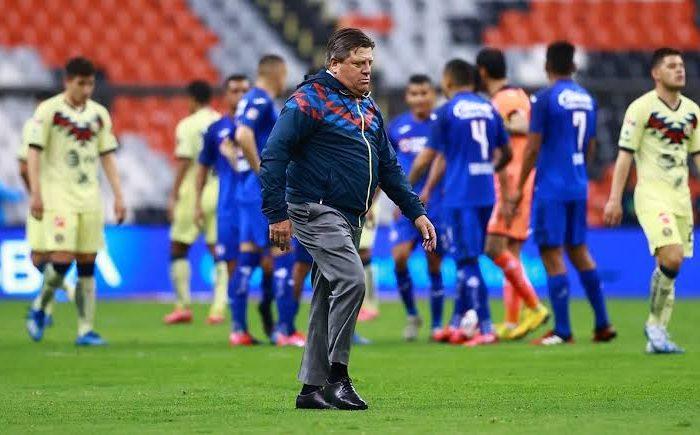 ¿Miedo?, Miguel Herrera dice que pondrá a sus titulares frente a Cruz Azul