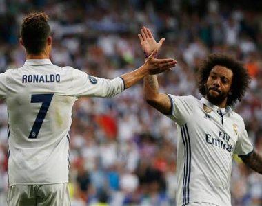 Presiona… Cristiano Ronaldo quiere a Marcelo en la Juve