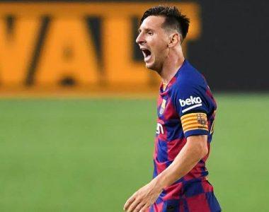 Tanta magia es indetectable… A Messi no lo quiere Tik Tok