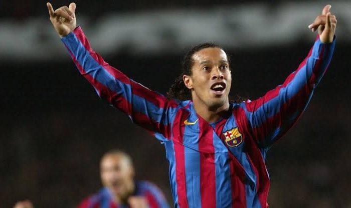 Magia Pura… Ronaldinho el único que lo ganó todo