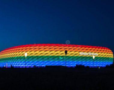 El Allianz Arena se vestirá de arcoiris