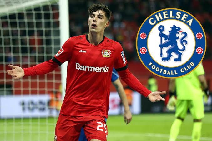 Sané confirma el fichaje de Havertz al Chelsea